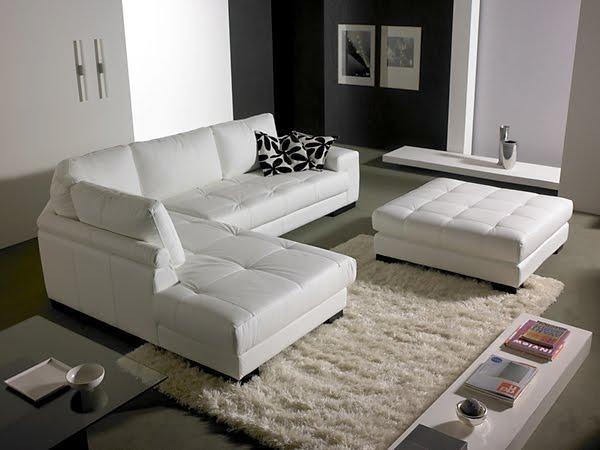 Composizione divano 3 posti + divano 2 posti in tessuto beige ...