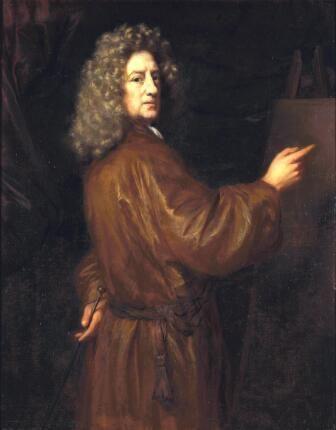 Nicolaes Maes - Zelfportret