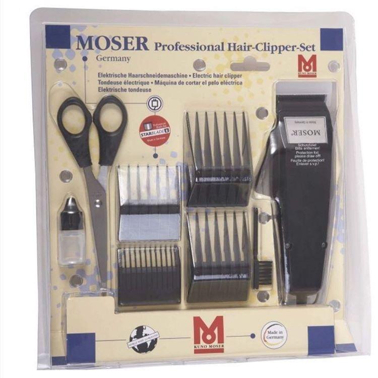 Moser 1400 0276 Prof Elektrikli Sac Kesme Makinesi Set Moser 1400