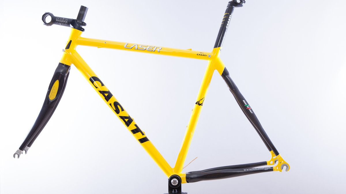 Cicli Berlinetta - Frames: Casati Laser EOM/carbon 52cm | Bicycle ...