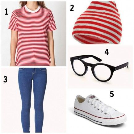 12 Halloween Costumes You Already Have in Your Closet - Where\u0027s - halloween costume ideas from your closet