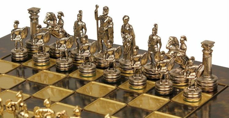 Our Reviews of the Finest Roman Chess Sets of 2020 Chess