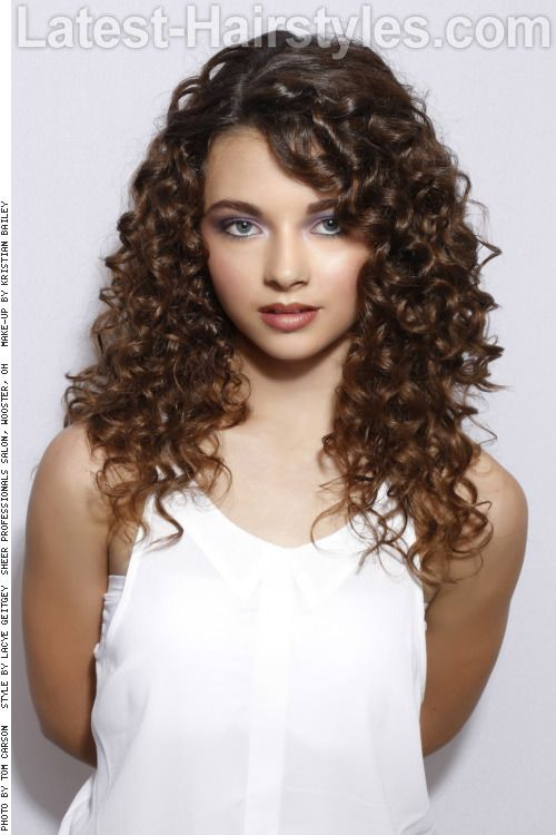 A Must Have List Curly Hairstyles Throughout Winter Christine