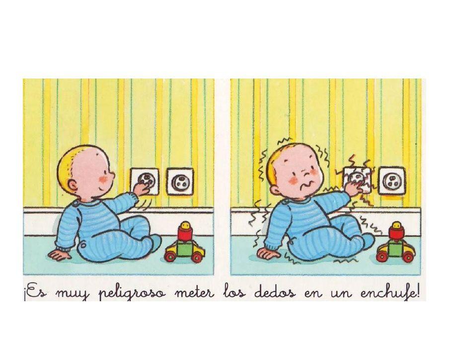 Exceptionnel plein d'images sur les accidents domestiques | langage | Pinterest  LG07