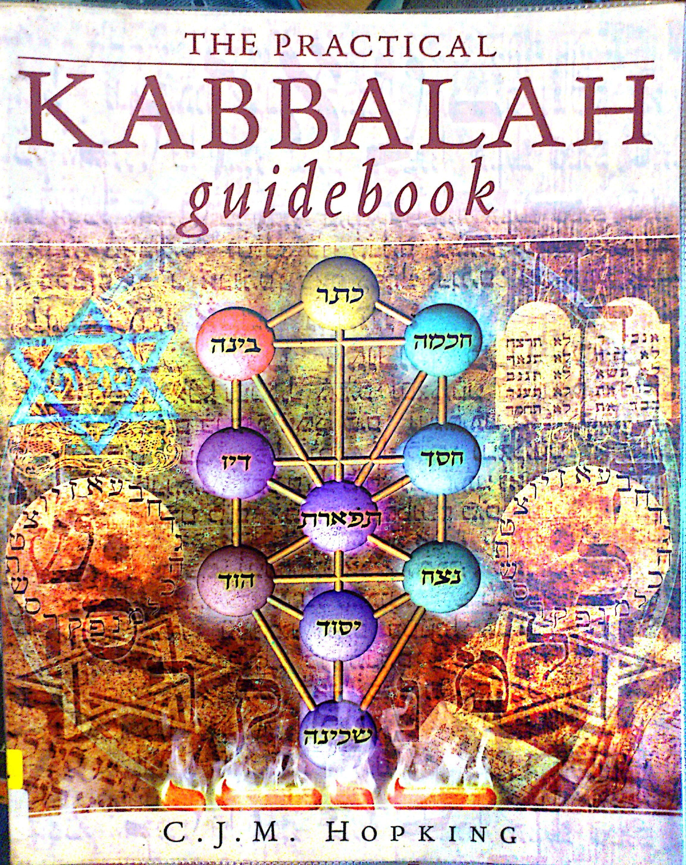 the practical kabbalah guidebook
