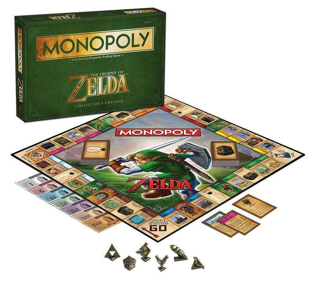 Enlarge MonopolyTheLegendofZeldaEdition Games/Puzzles