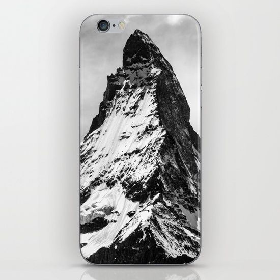 Mountains iPhone & iPod Skin