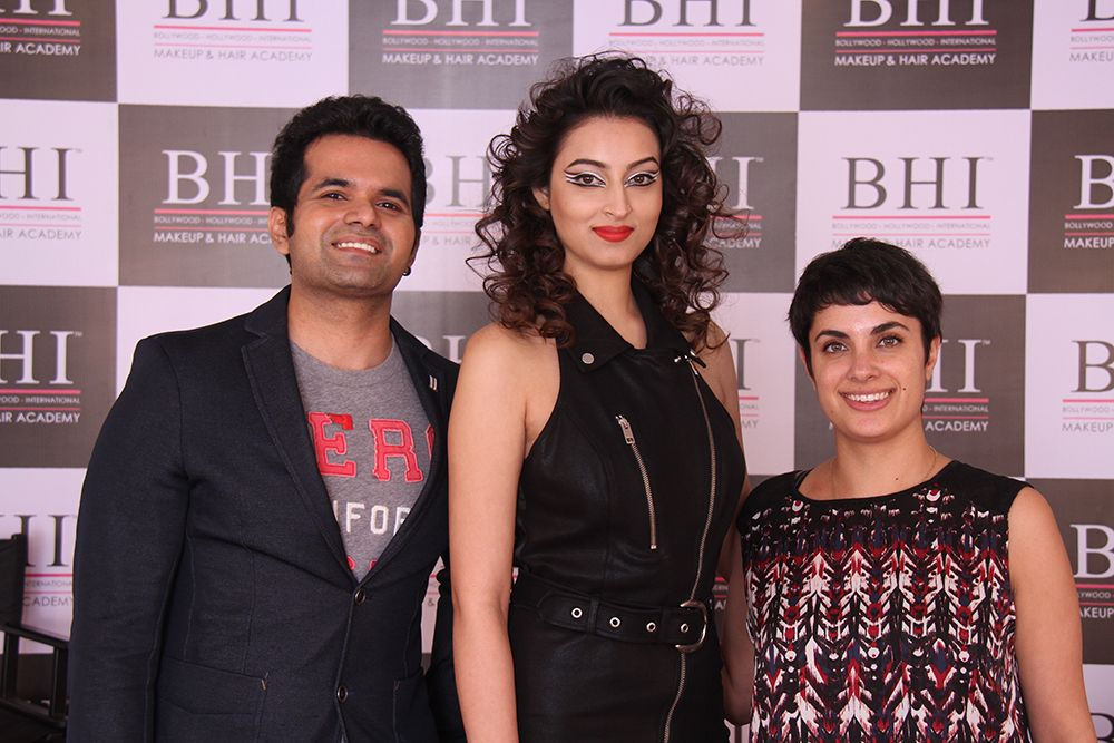 BHI MAKEUP AND HAIR ACADEMY is one and only Makeup and