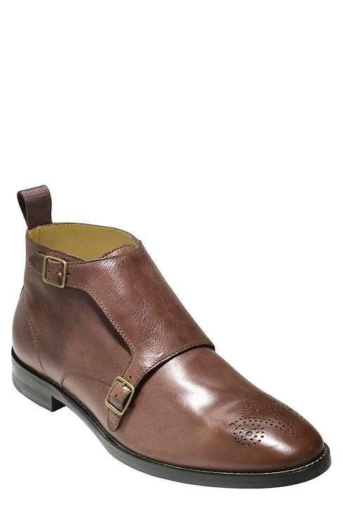 Cambridge Monk Chukka Boot by Cole Haan on