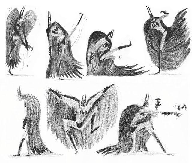 Leo Matsuda: Batman Doodles