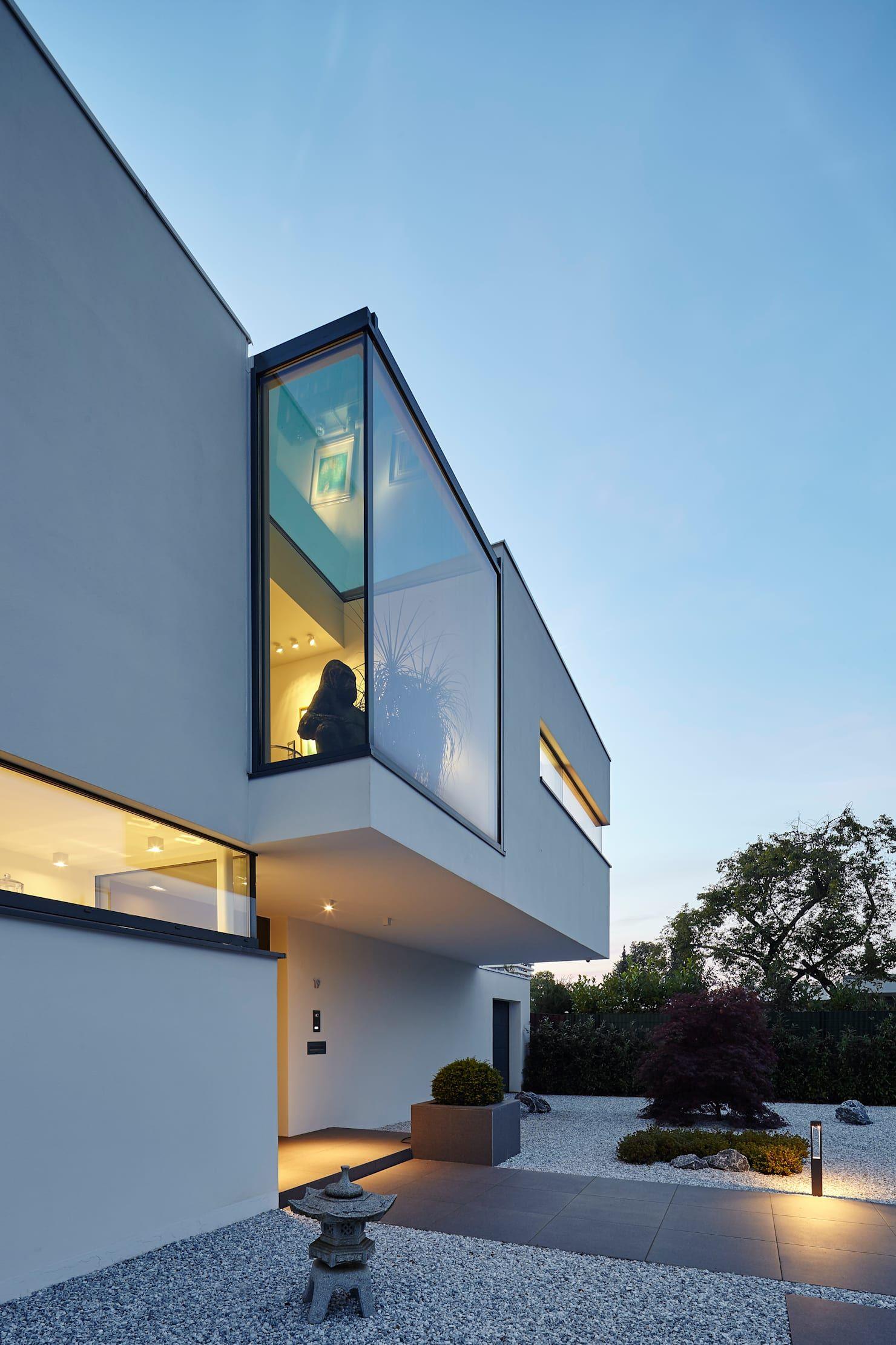 Villa s. moderne häuser von lioba schneider modern #modernhousedesigninterior