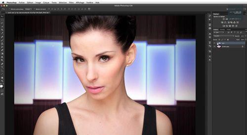 Tutoriel Photoshop : Retouche de peau avec Split Frequency et Dodge & Burn par Pierre Cimburek - Nikon Passion : actu photo, forum photo, tu...