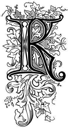 Alphabet Lettering Styles  Lettering Styles