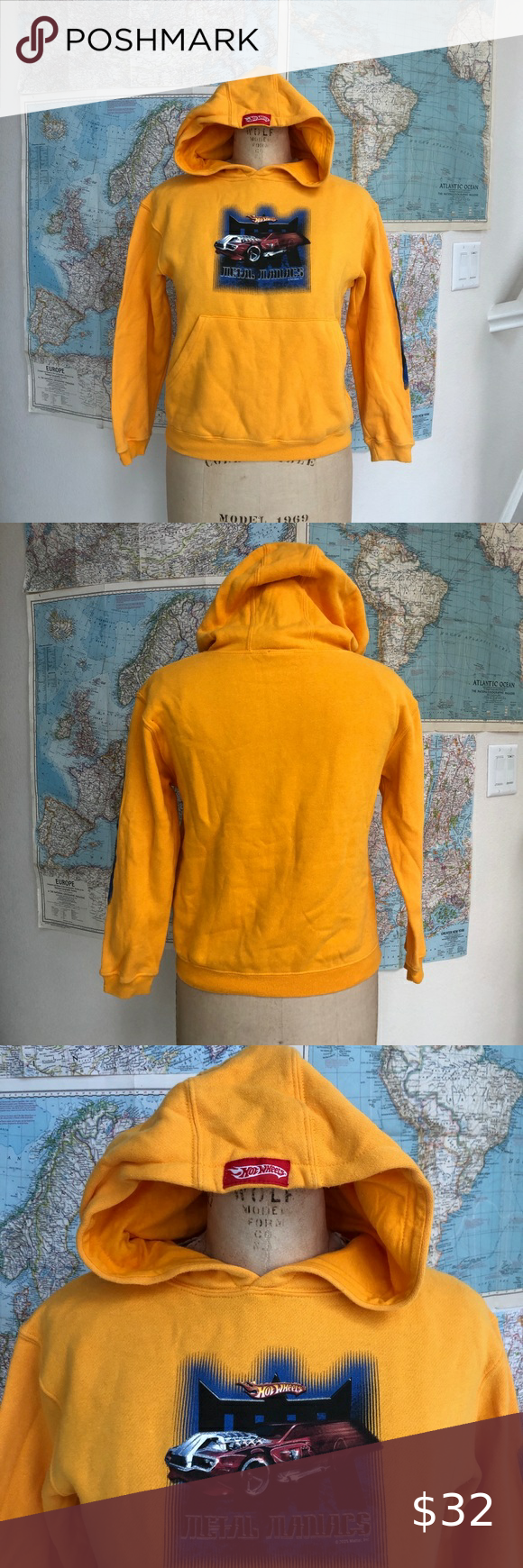 Vintage Hot Wheels Hoodie Sweatshirt Metal Maniacs Sweatshirts Hoodie Vintage Hot Wheels Sweatshirts [ 1740 x 580 Pixel ]
