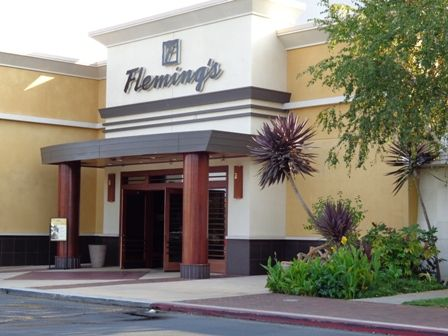Flemings In Stanford Shopping Center On The Pacific Pinterest