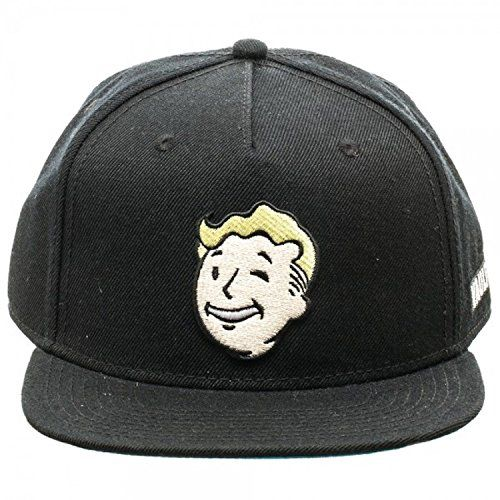 bcd618ca475 Fallout 4 Vault Boy Embroidered Baseball Cap Costume Hat     Click image to  review more details. Note It is Affiliate Link to Amazon.