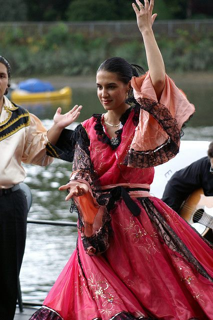 Romani Gypsy by David Wilmot