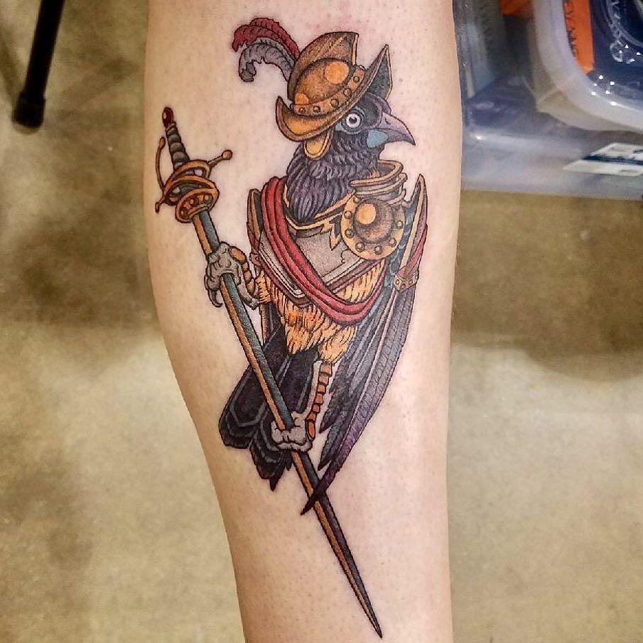 Troupial Conquistador Tattoo By Jclayart Royalfleshtattoo Venezuela Conquistador Troupial Colortattoo Bodyart Chicagotat Flesh Tattoo Piercings Tattoos
