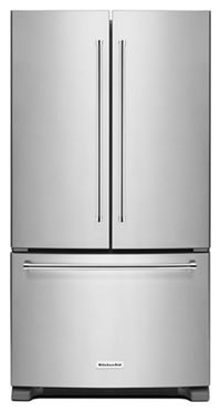 freestanding counter depth refrigerators kitchenaid rh pinterest com