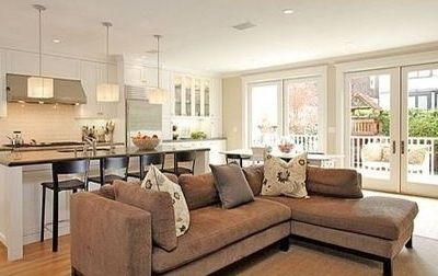 Kitchen Living Room Combo Ideas Open Concept Kitchen Living Room Living Room Kitchen Combo Ideas Small Living Rooms
