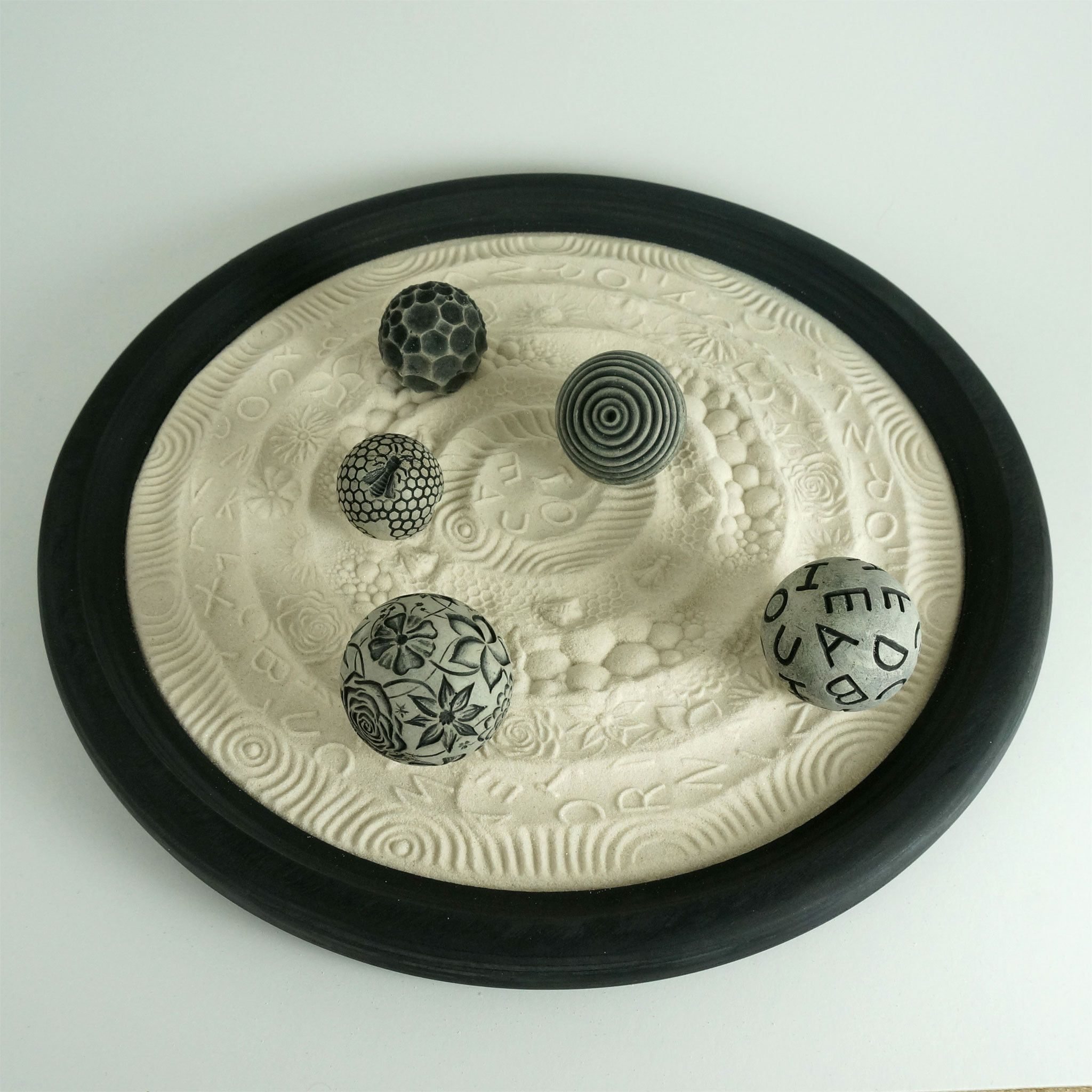 Tabletop modern zen garden simply the best package 15 for Table zen garden