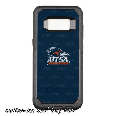 Utsa Logo University Watermark Otterbox Samsung Galaxy Case Zazzle Com Samsung Galaxy Case Samsung Galaxy University Logo