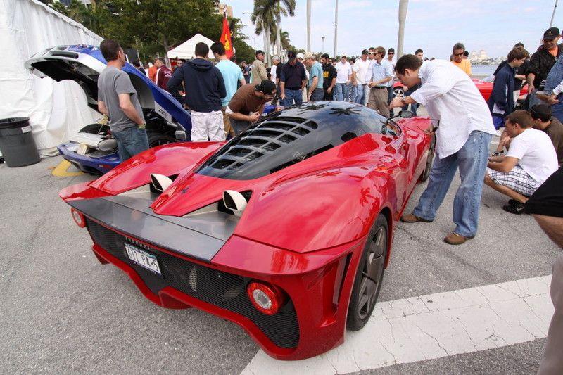 Ferrari Enzo Custom Fast Sports Cars Drag Racing Videos Drag Racing