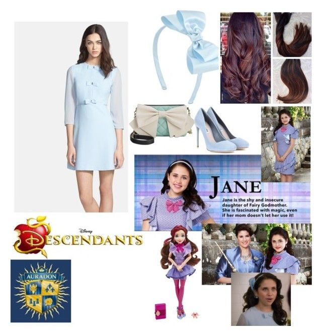 Jane Daughter Of Fairy Godmother Disney Inspired Fashion