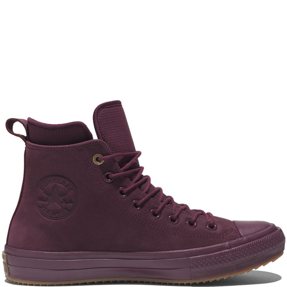 Converse All Star Ii Boot Calzado dark sangria/gum Último en venta Salida de venta qC3KmraWm