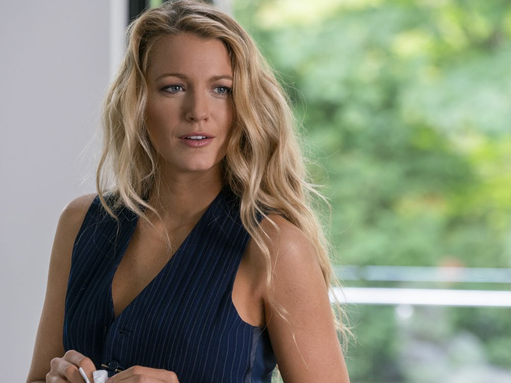 A Simple Favour is an undefinable, genre-bending pleasure featuring a beguiling Blake Lively | National Post #blakelively