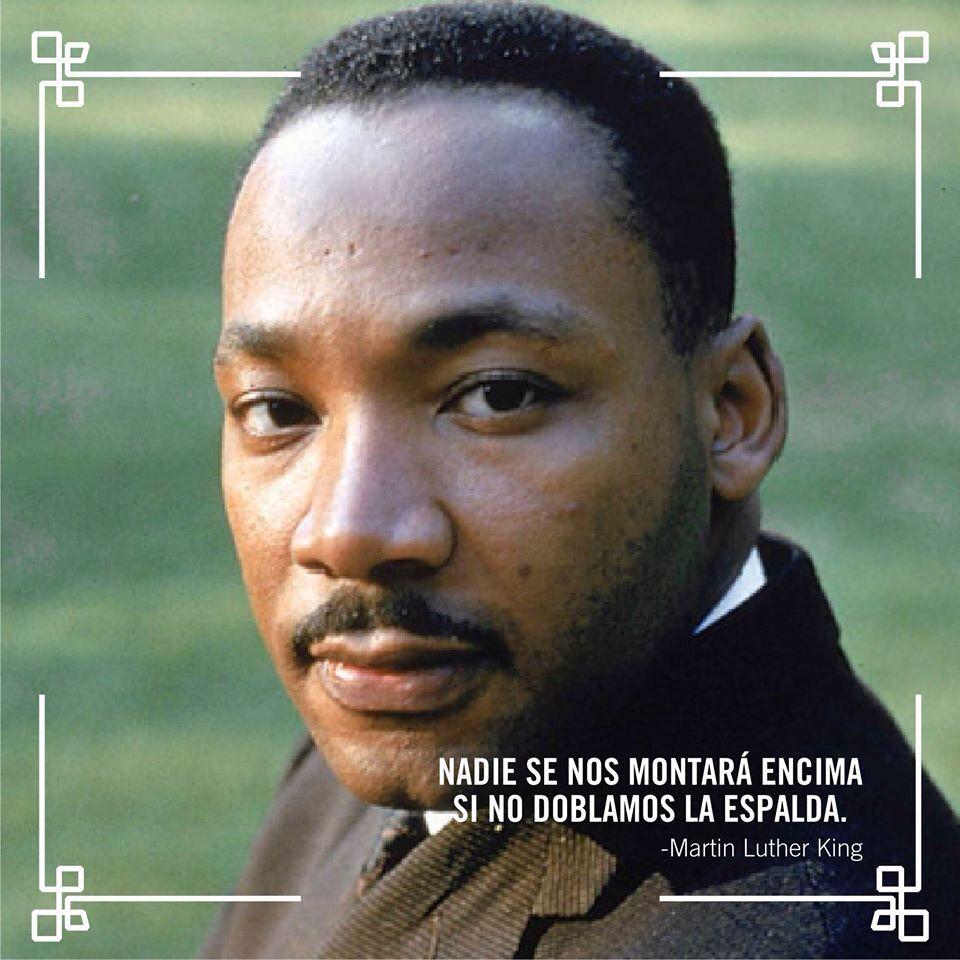 El Dia De Martin Luther King Jr En Ingles Martin Luther King