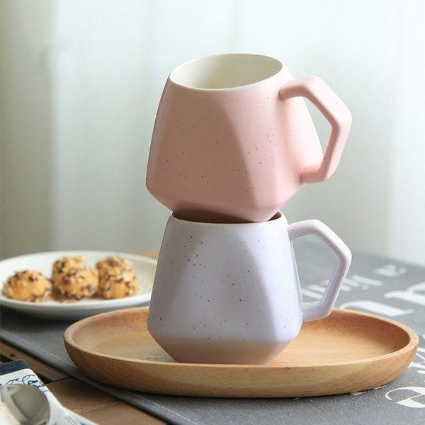 Kawa Simaya Sculpted Ceramic Mug from Apollo Box