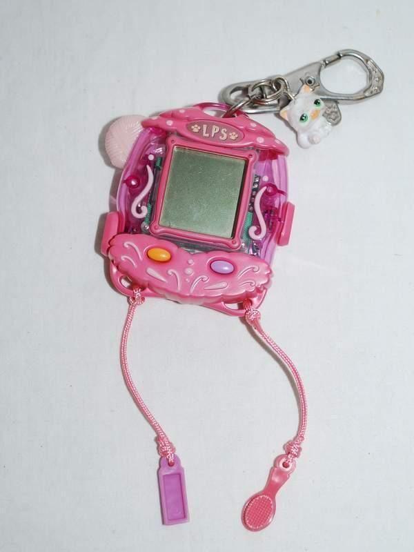 Littlest Pet Shop Lps Electronic Virtual Pet Digital Handheld