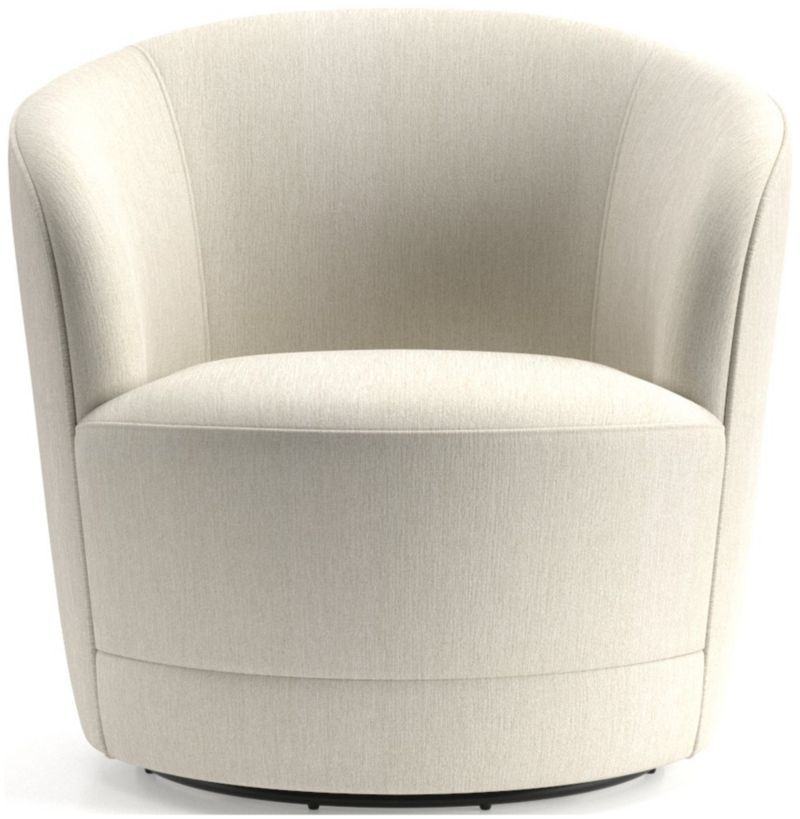 Infiniti swivel chair reviews crate and barrel in 2020