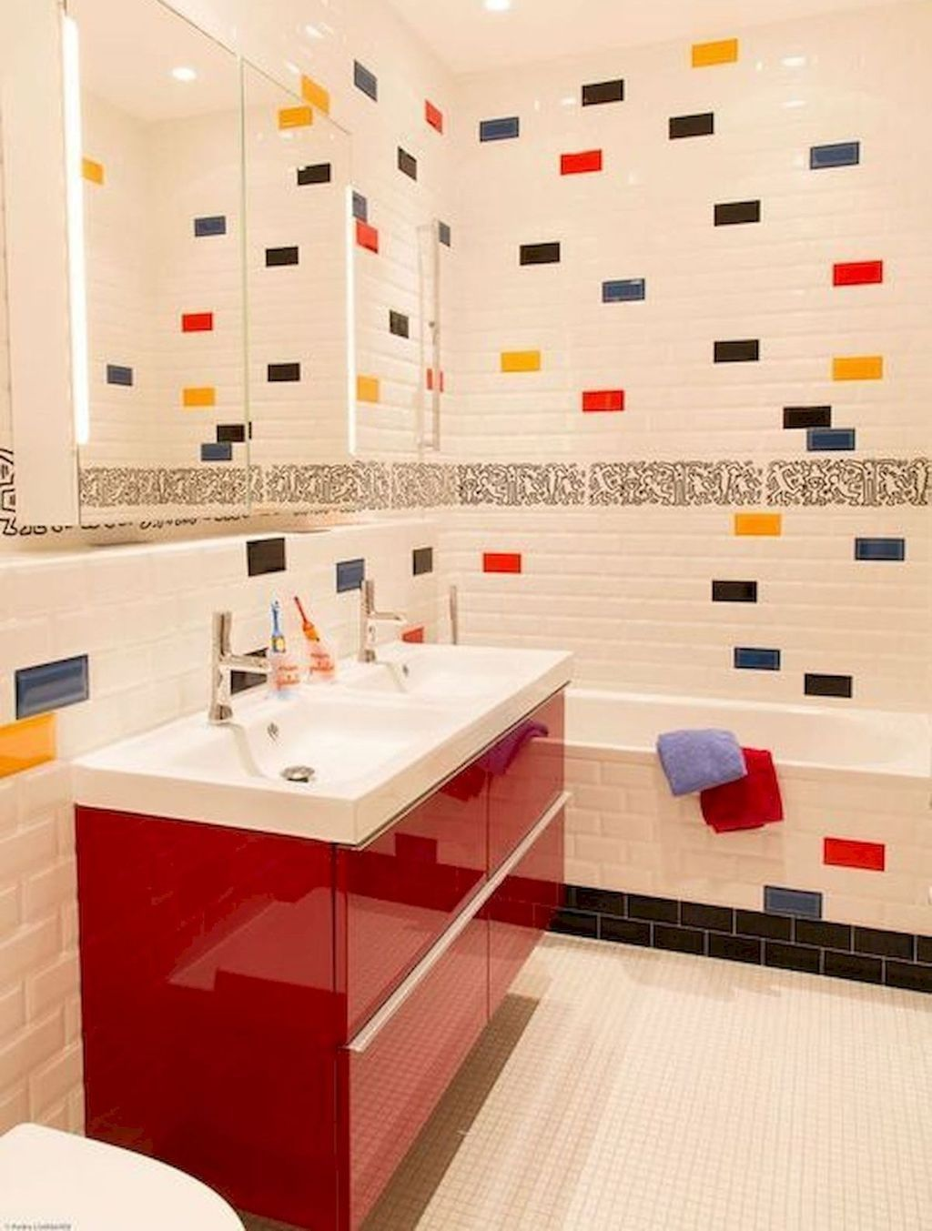 82 colorful tile ideas in 2021