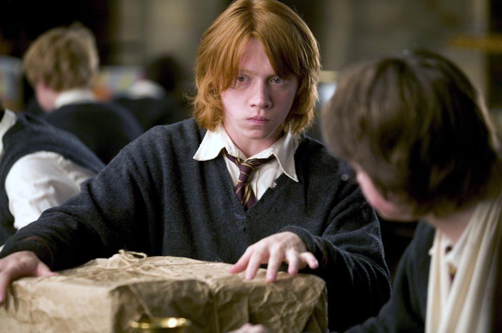 Как Руперт Гринт почти ушел из Гарри Поттера