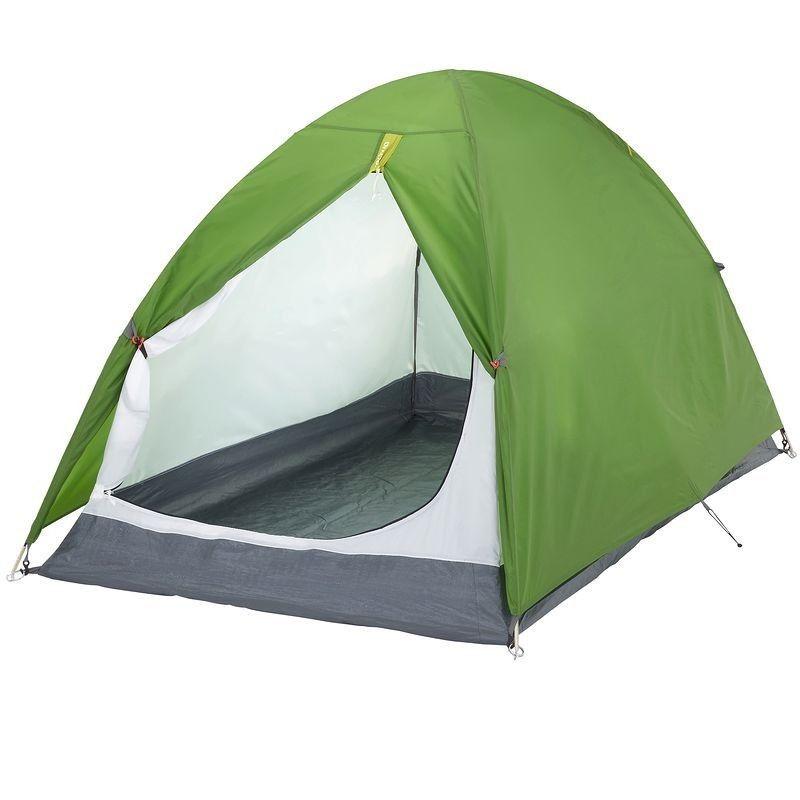 Quechua 2 Personen Camping Wurfzelt Wasserdicht Zelt Campingzelt