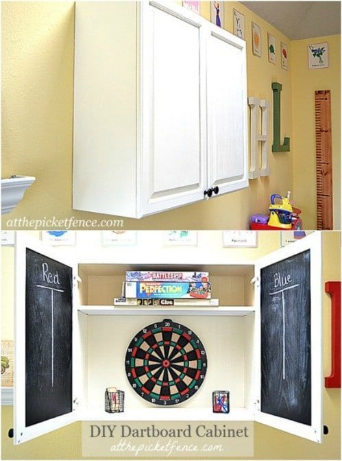 10 Fabulous Repurpose Ideas For Old Kitchen Cabinets #diy ...