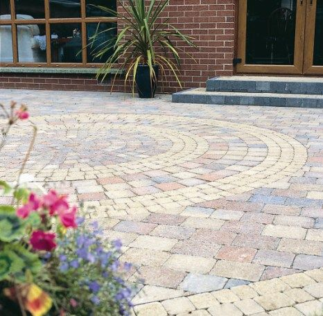 Patterns For Stone Patios | ... Stone We Can Develop A Well Balanced  Appearance