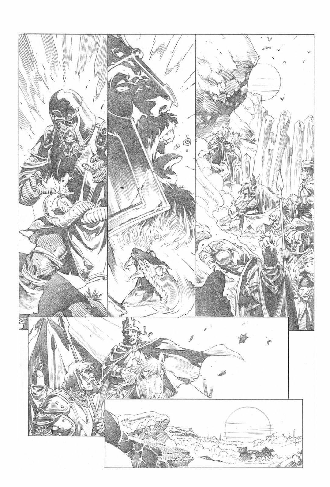 Tomas Giorello Hour Of The Dragon 2 Page 9