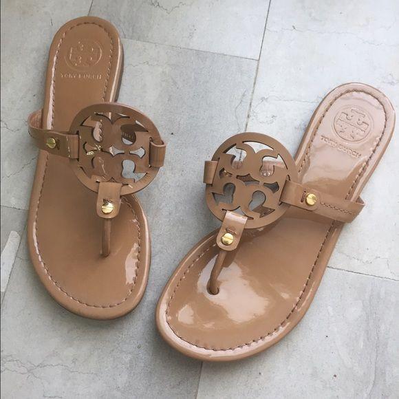 311d73282f2 Tory Burch flat thong sandals