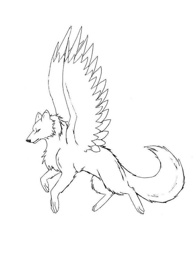 Pin De Ludmila Aylen En Wolf Dibujo De Lobo Anime Lobos Para Dibujar Como Dibujar Un Lobo
