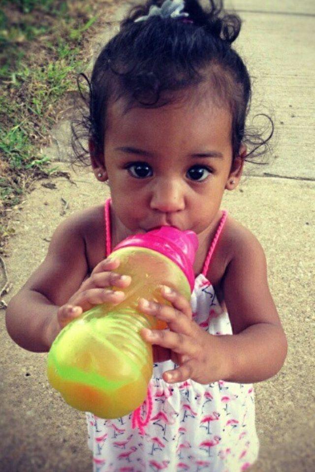Girl West African White Thai Cherokee Pretty Baby