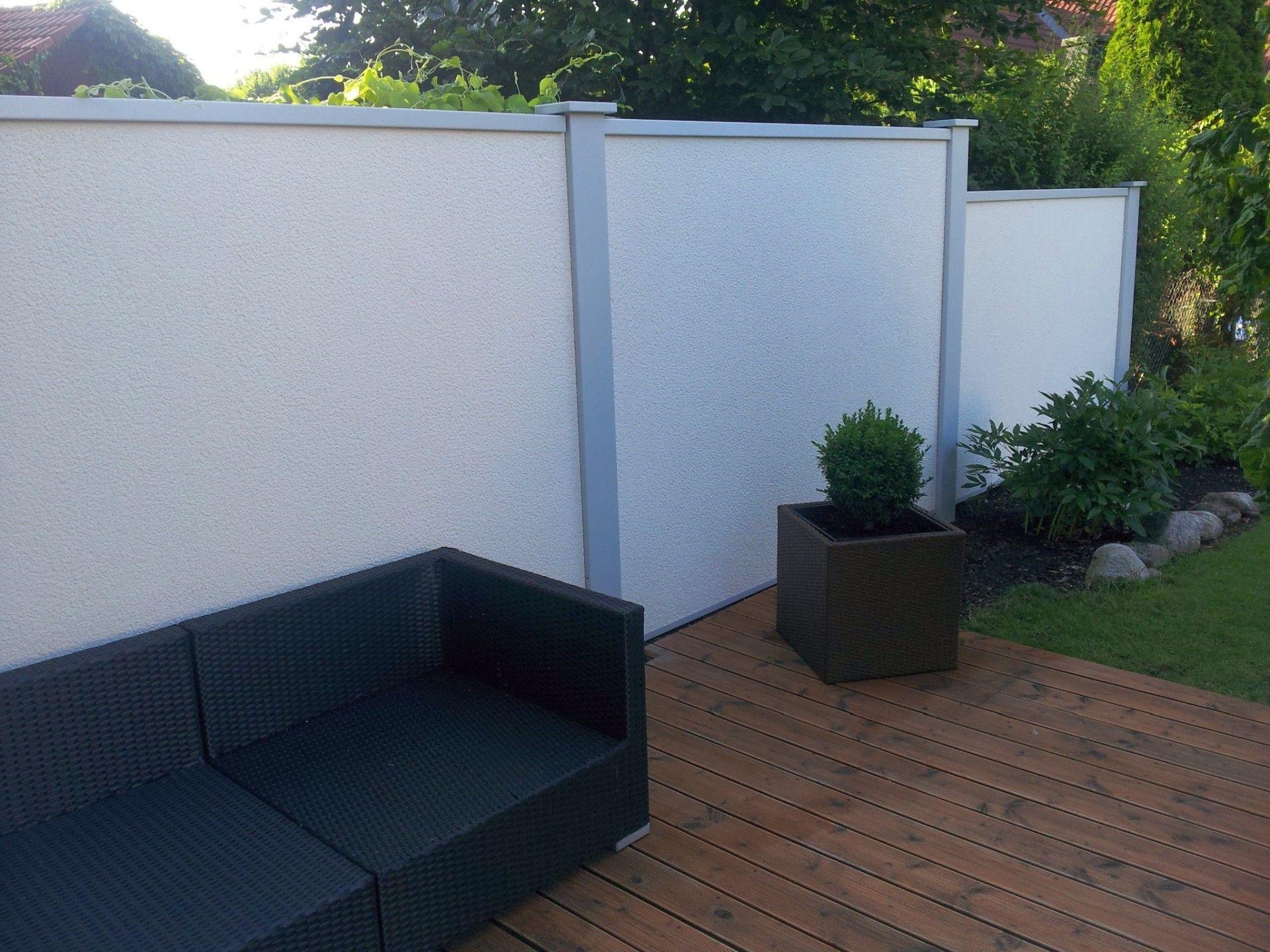 modulare wandsysteme gartenmauer systeme | gartenideen und häuser, Garten seite