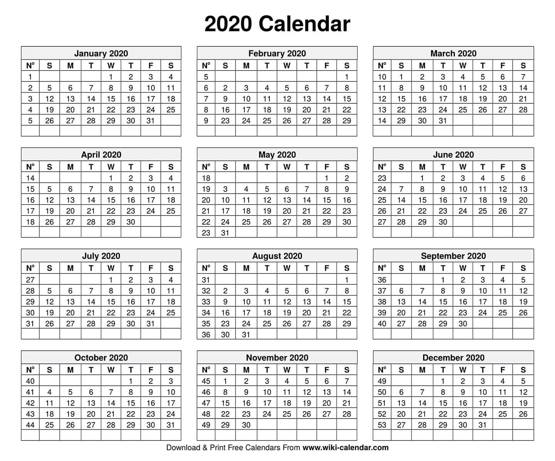 Time And Date Calendar 2021 Free Printable Calendar Yearly | Printable yearly calendar, Excel