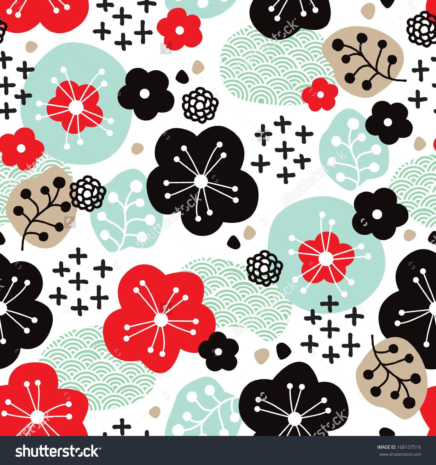 Resultado de imagem para japanese pattern