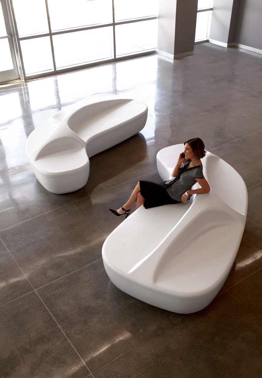 OASIS: Oasis Bench | Peter Pepper Products | Expressive Essentials®