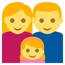 Family Of Two Women With One Boy Emoji U 1f469 U 200d U 1f469 U 200d U 1f466 Girl Emoji Emoji Emoji Dictionary
