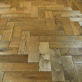 Golden Parquet Oak Woca Oiled Solid Wood Flooring 6 Wood Parquet Flooring