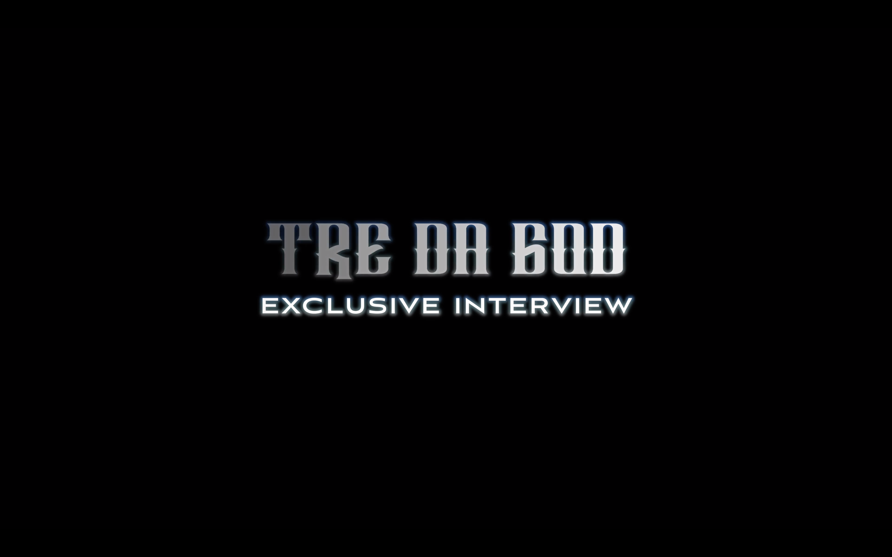 Part 1 Of Tr3 Da God Exclusive Interview Dropping This Friday November 16 2018 Check Out Tr3 Da God New Video On Yout Hip Hop Music God Youtube Videos